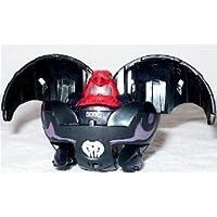 Bakugan B2 Bakupearl Single LOOSE Figure Darkus Black RAVENOID 500G [Toy] by Bakugan [並行輸入品]