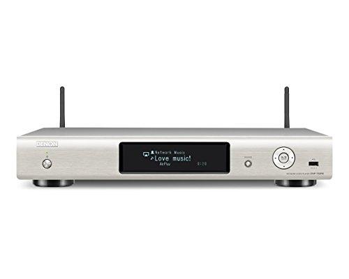 DENON DNP-730RESP ネットワークオーディオプレーヤー DSD/ハイレゾ音源対応 プレミアムシルバー