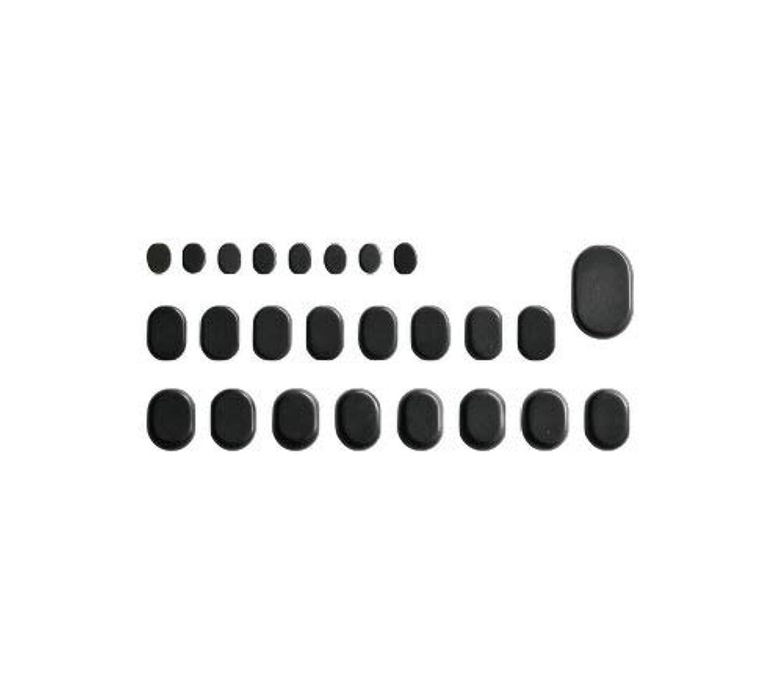 与えるサリー復活させるホットストーン バサルト 25 成形 玄武岩 [ ホット ストーン ストーンヒーター スパ ロミロミ ハワイ ハワイアン マッサージ ]