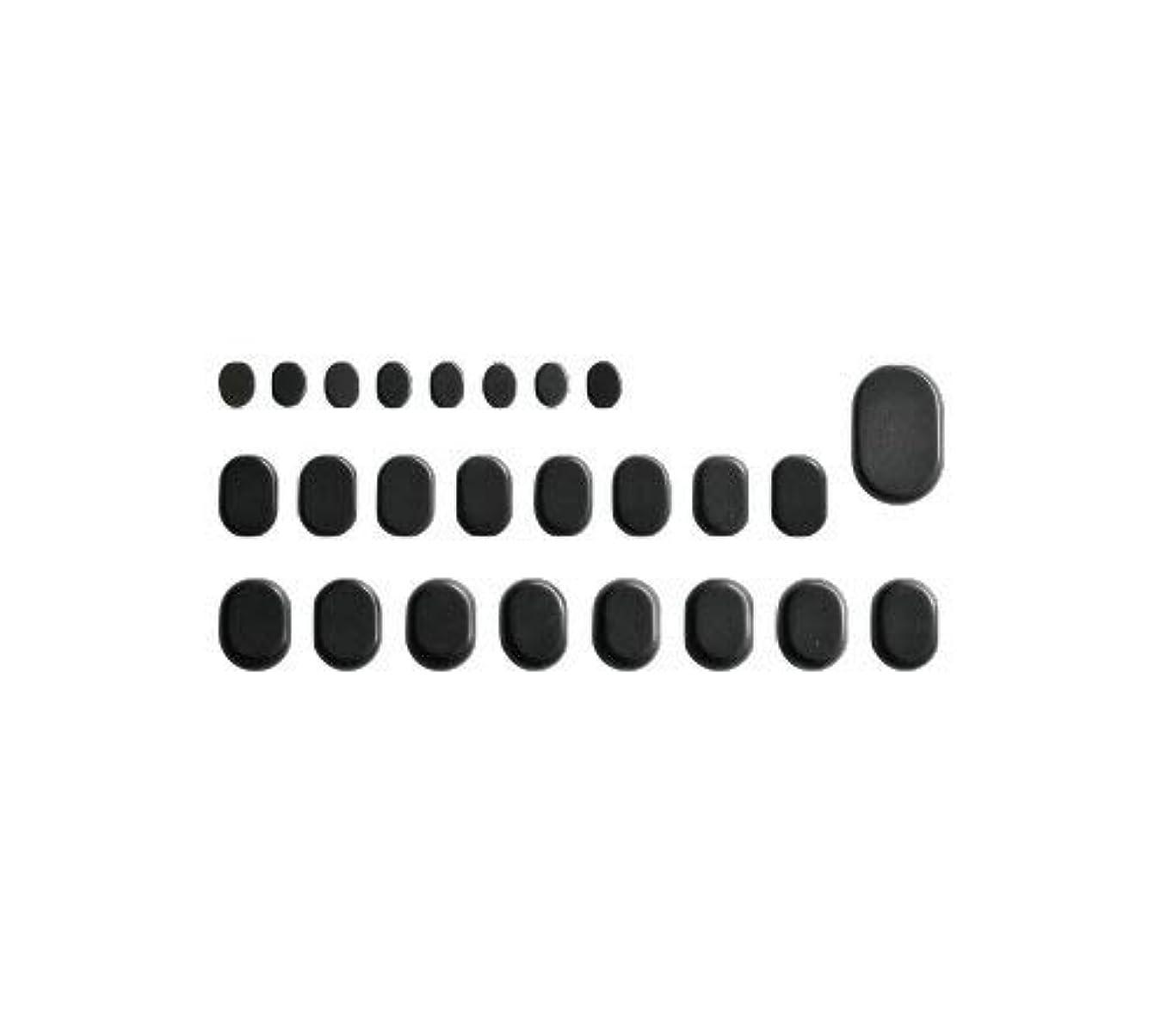 抗生物質オーバードロー学ぶホットストーン バサルト 25 成形 玄武岩 [ ホット ストーン ストーンヒーター スパ ロミロミ ハワイ ハワイアン マッサージ ]