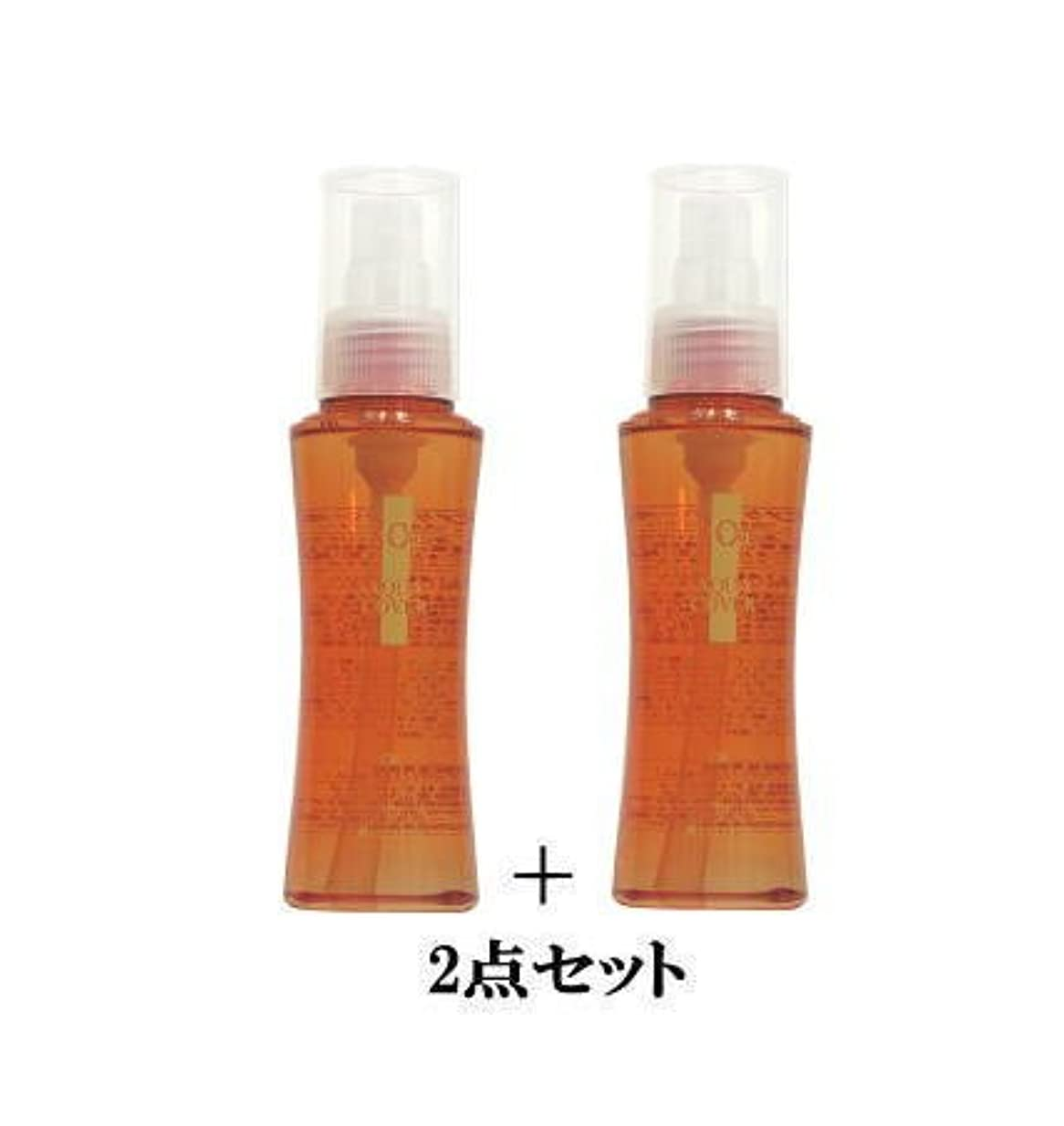 ジャンクションオレンジ潮【X2個セット】 ディアテック アクアカバーオイル 100ml