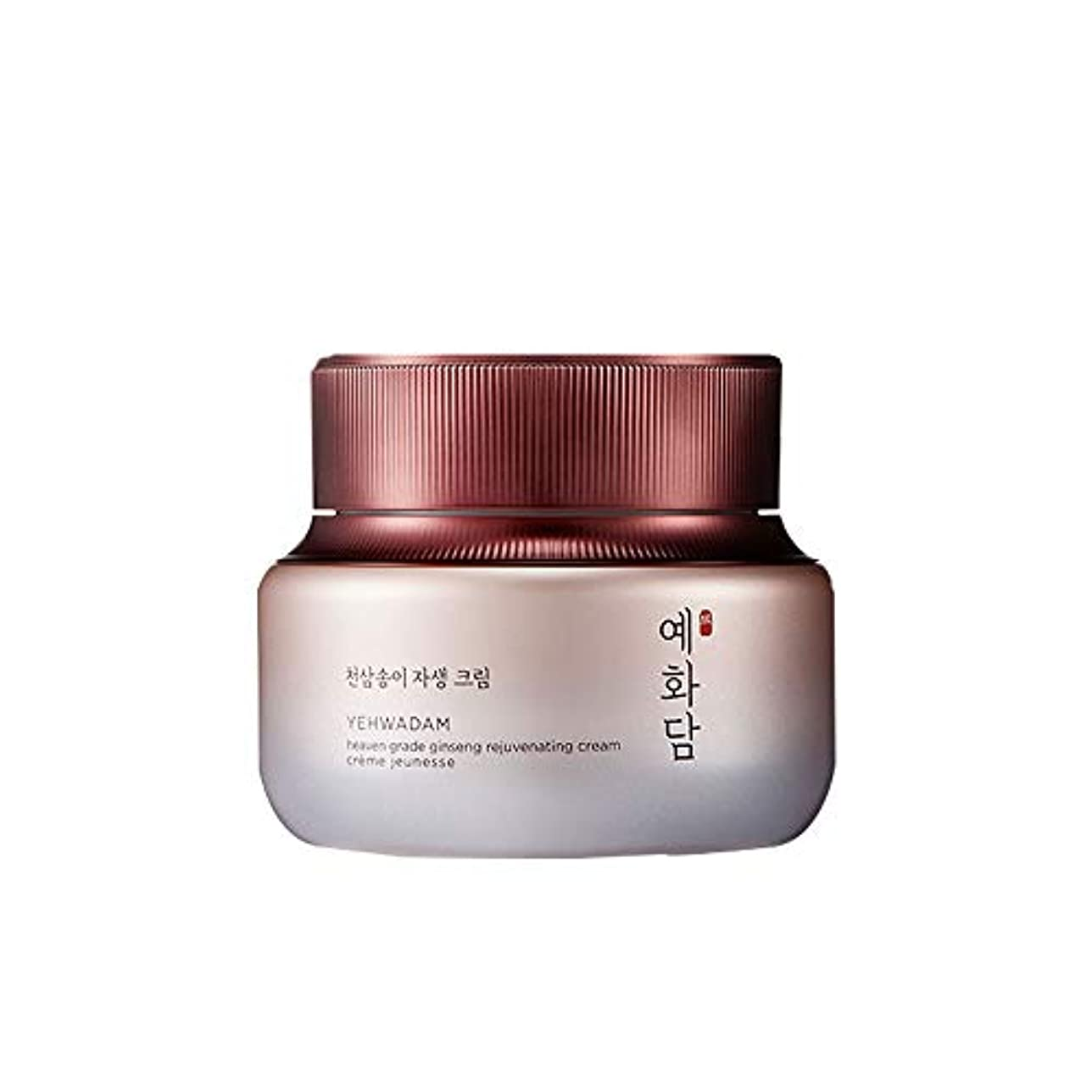 ユーモラス玉終了する[ザフェイスショップ]The Faceshop YEHWADAM天参松栮自生クリーム 50ml The Faceshop YEHWADAM Heaven Grade Ginseng Regenerating Cream...