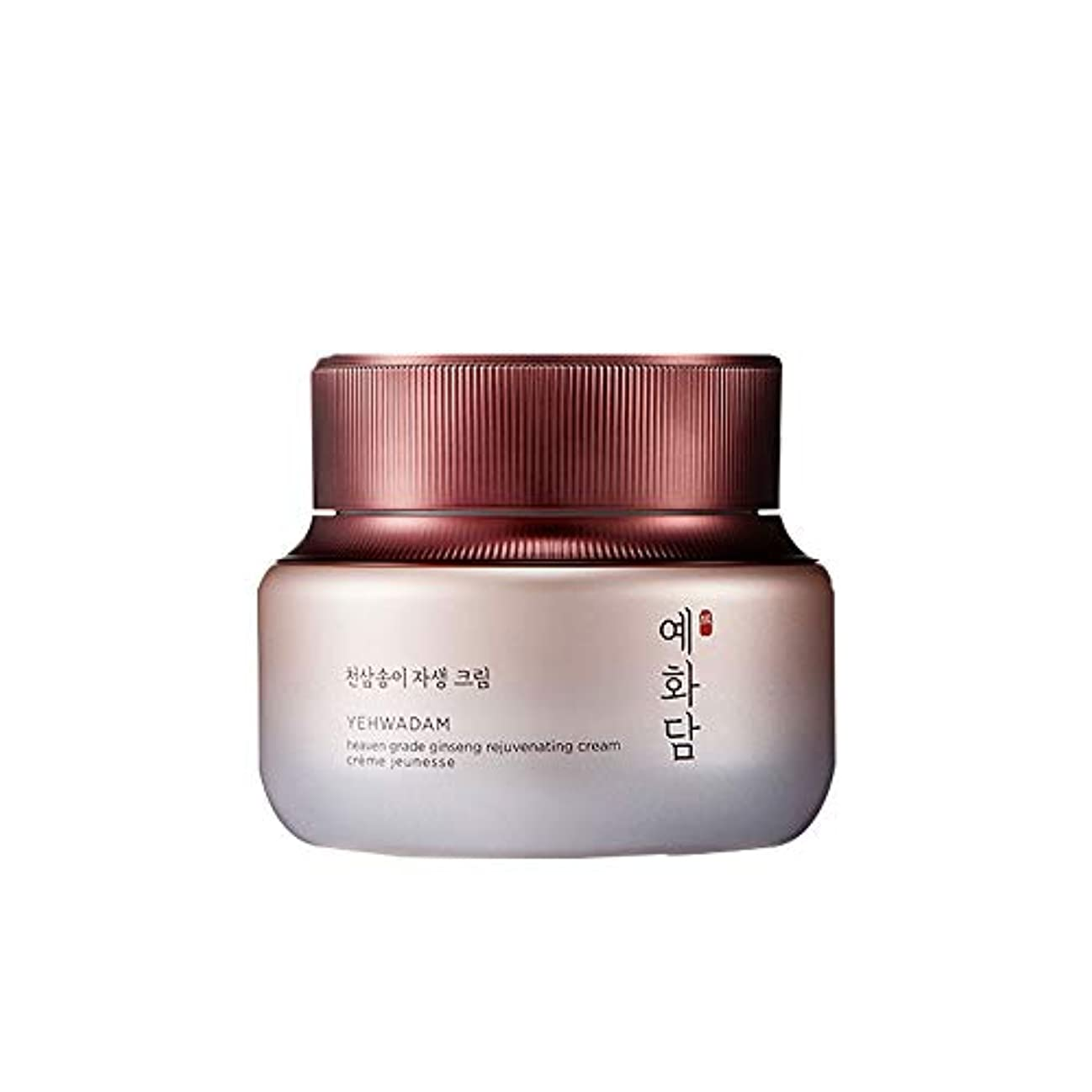 マット公演ダーツ[ザフェイスショップ]The Faceshop YEHWADAM天参松栮自生クリーム 50ml The Faceshop YEHWADAM Heaven Grade Ginseng Regenerating Cream...