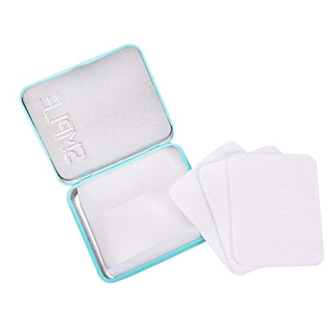 凍る青外側洗える化粧除去パッド 10個入りソフトクリーニングコットンラウンド化粧品洗顔料クリーニングコットンパッド 化粧道具