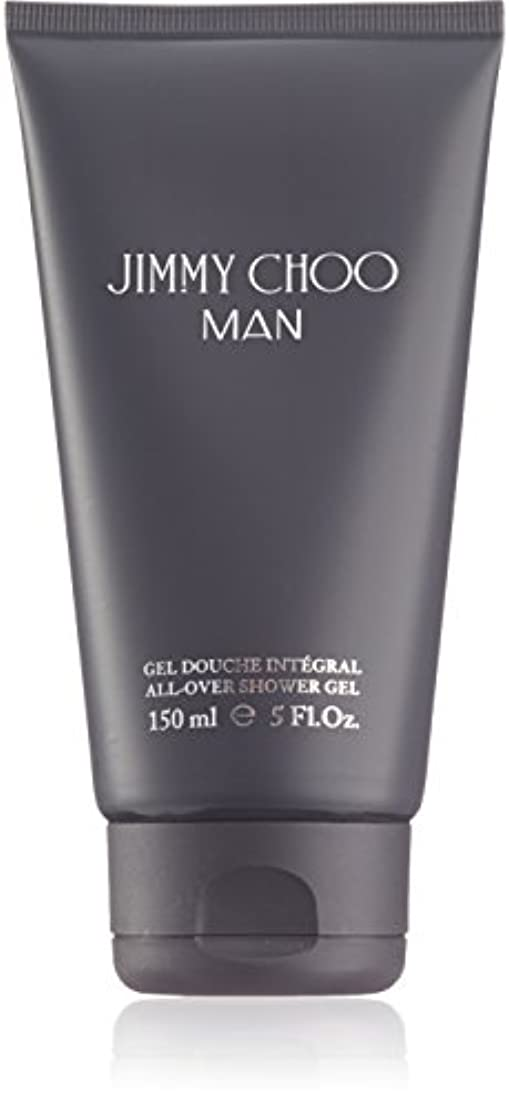 行商人数字愛国的なジミーチュウ Man All Over Shower Gel 150ml
