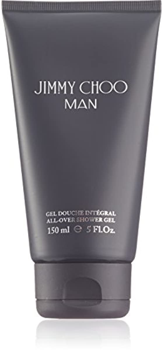 学部岩角度ジミーチュウ Man All Over Shower Gel 150ml
