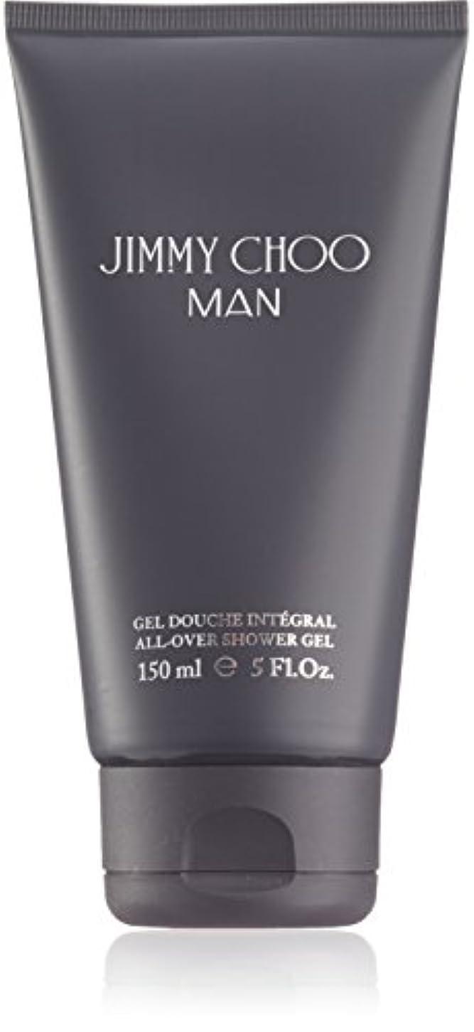 蒸し器精度鼻ジミーチュウ Man All Over Shower Gel 150ml