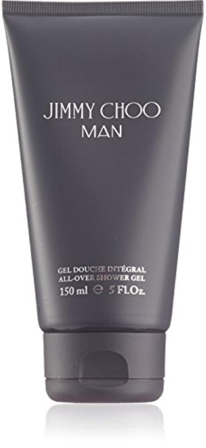 容器インチ世界ジミーチュウ Man All Over Shower Gel 150ml
