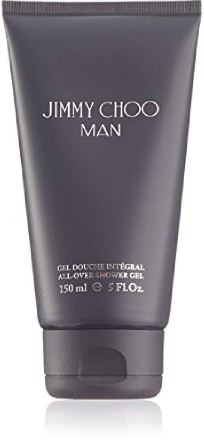 通訳歯科の火薬ジミーチュウ Man All Over Shower Gel 150ml