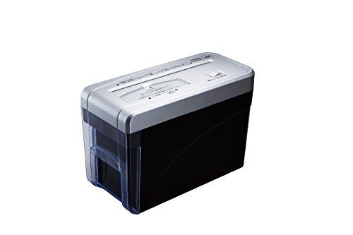 GBC シュレッダー デスクトップ 縦型 クロスカット CD・カード細断 GSHA08X-2B