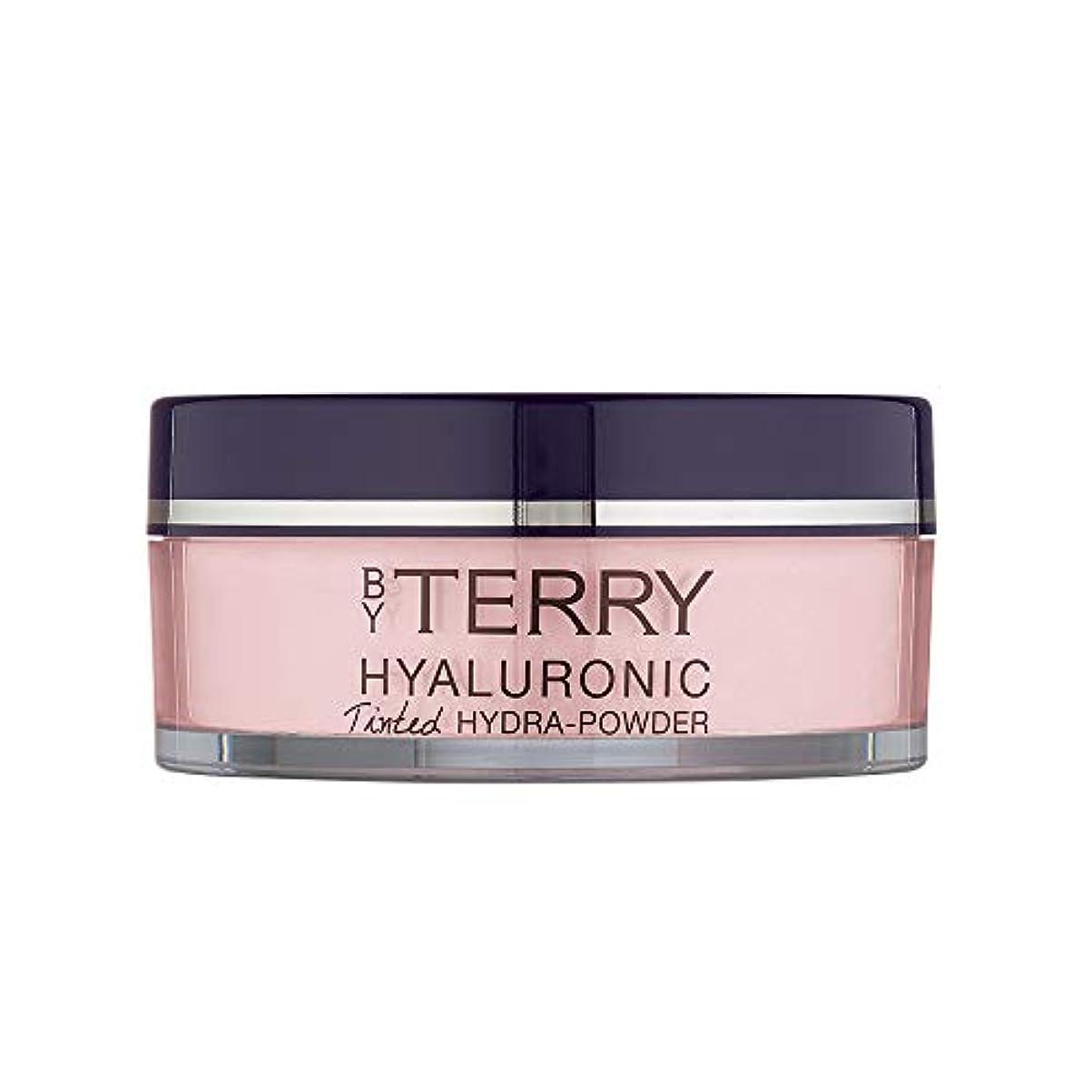臨検適切に死すべきバイテリー Hyaluronic Tinted Hydra Care Setting Powder - # 1 Rosy Light 10g/0.35oz並行輸入品