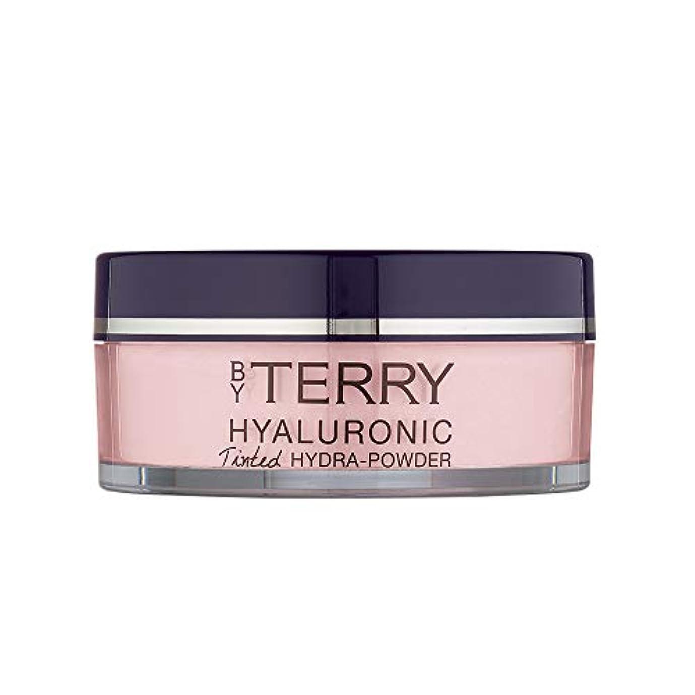 意欲満州ハイランドバイテリー Hyaluronic Tinted Hydra Care Setting Powder - # 1 Rosy Light 10g/0.35oz並行輸入品