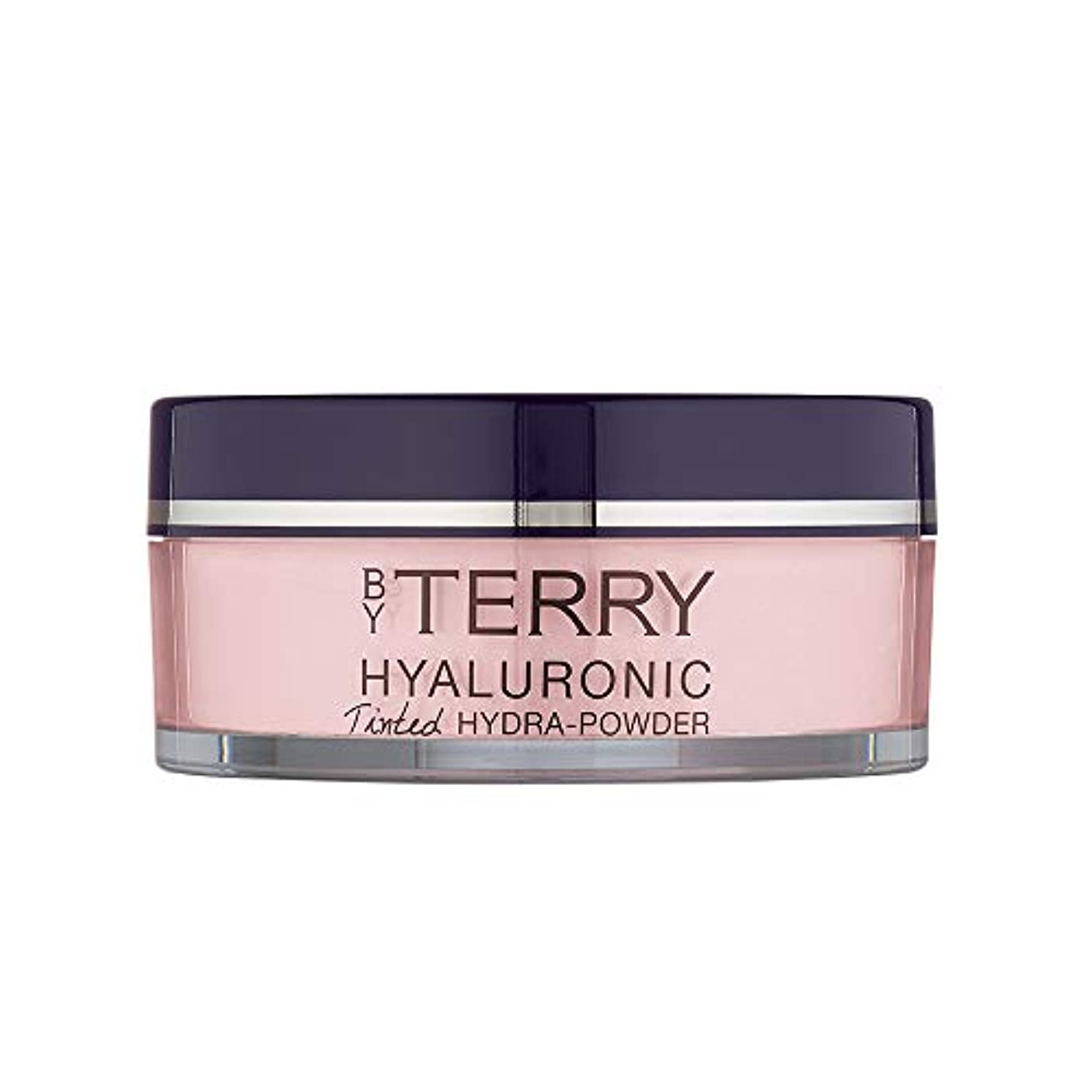 震え要旨欠陥バイテリー Hyaluronic Tinted Hydra Care Setting Powder - # 1 Rosy Light 10g/0.35oz並行輸入品