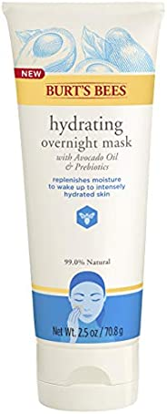Burt's Bees Hydrating Overnight Mask, 70.8 G