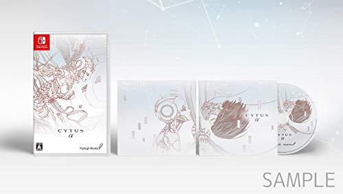 Cytus α 【初回限定特典】[Chapter Ω]の楽曲を収録した「Cytus α 予約限定特典CD」付 - Switch