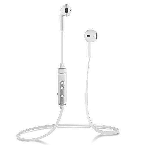 Bluetoothイヤホン スポーツワイヤレスヘッドホン 防汗防滴 高音質 マイク内蔵 ブルートゥース 多機種対応