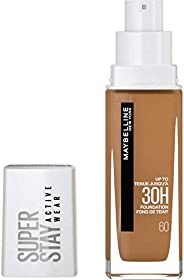 Maybelline SuperStay 30 Hour Longwear Foundation - Caramel 60