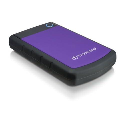Transcend USB3.0 ポータブルHDD StoreJet 2.5 1TB TS1TSJ25H3P
