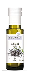チアシードオイルは乾燥肌に効果的な美肌オイル