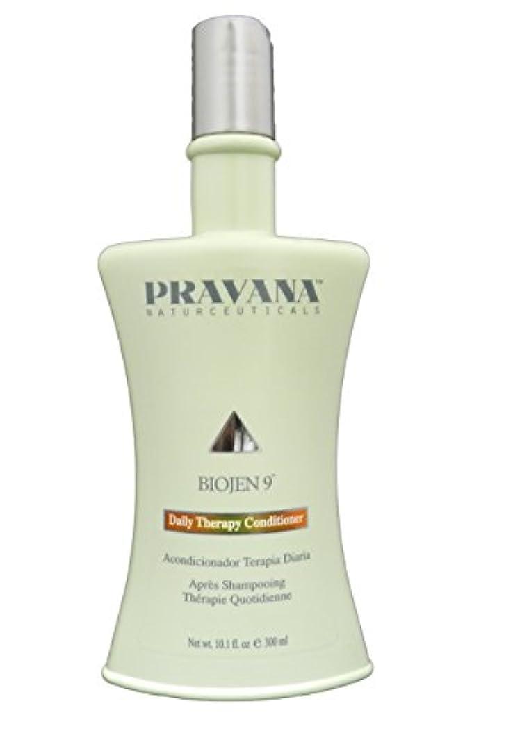 ドラッグ遅れ神経衰弱Pravana BIOJEN 9デイリーセラピーコンディショナー10.1オンス(300ミリリットル)