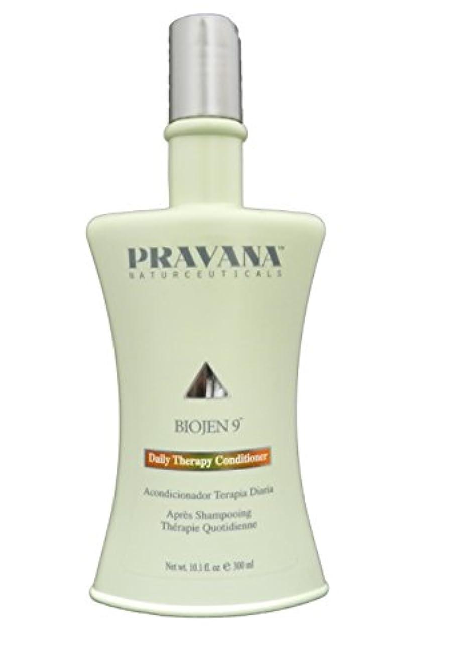 神経障害解任混雑Pravana BIOJEN 9デイリーセラピーコンディショナー10.1オンス(300ミリリットル)