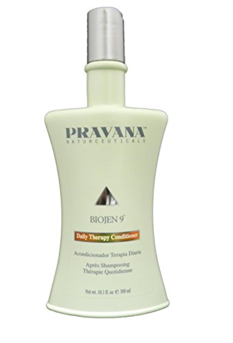 明快量で大胆不敵Pravana BIOJEN 9デイリーセラピーコンディショナー10.1オンス(300ミリリットル)