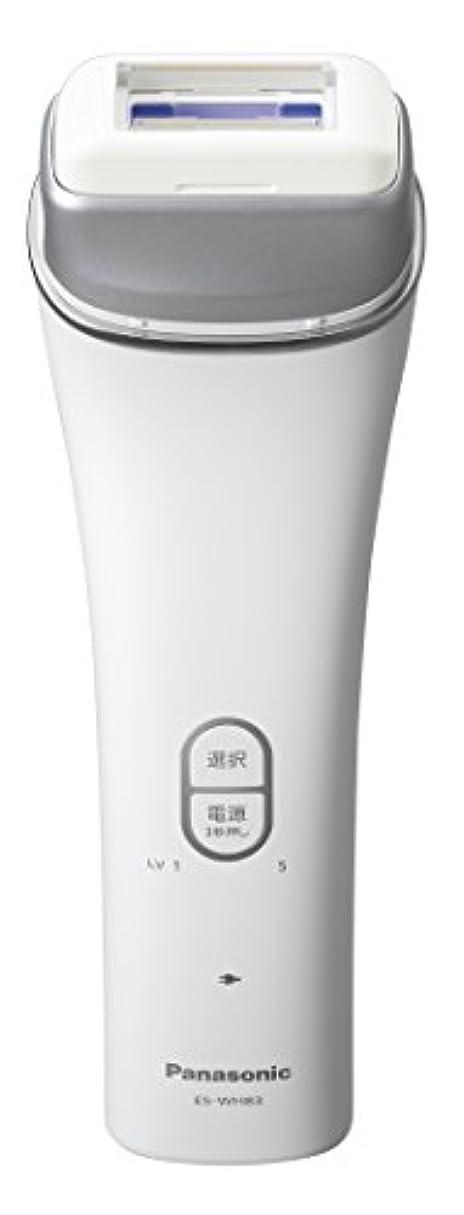 ビリーリーガンペッカディロパナソニック 光美容器 光エステ ボディ用 シルバー調 ES-WH83-S