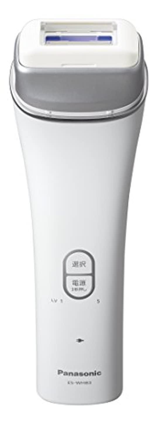手入れ確かに立証するパナソニック 光美容器 光エステ ボディ用 シルバー調 ES-WH83-S