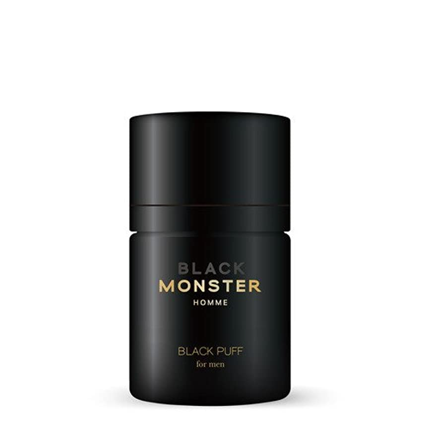 black monster ブラックモンスター パフブラック black 瞬間増毛剤 [並行輸入品]