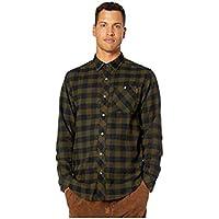 Timberland PRO Mens Woodfort Mid-Weight Flannel Work Shirt Long Sleeve Work Utility Button Down Shirt