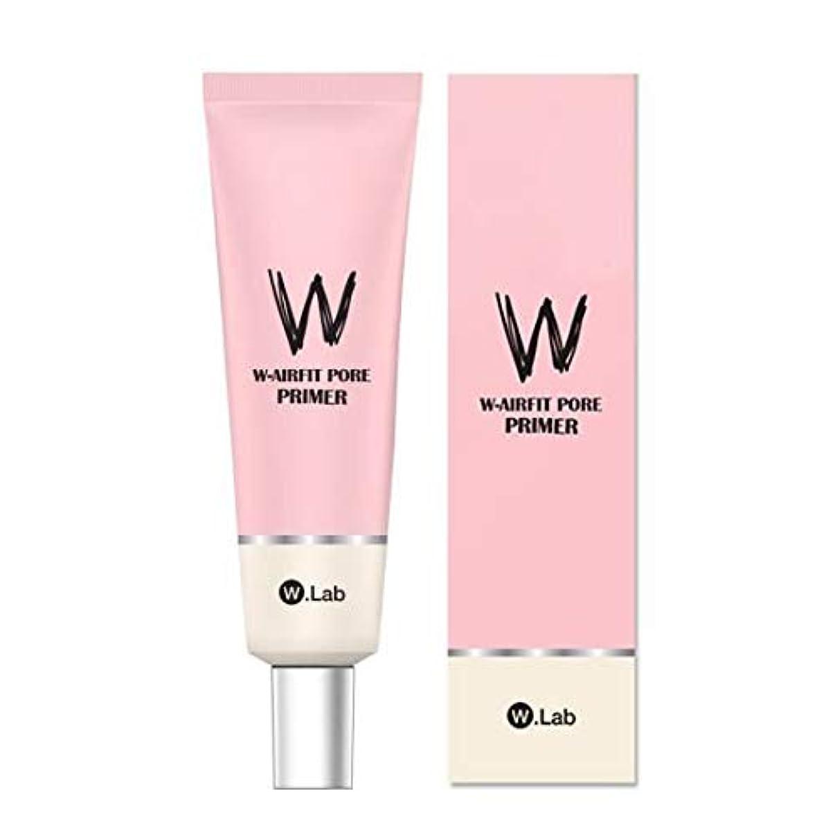 削減圧倒するハンバーガーW.Lab W-Airfit Pore Primer 35g [parallel import goods]