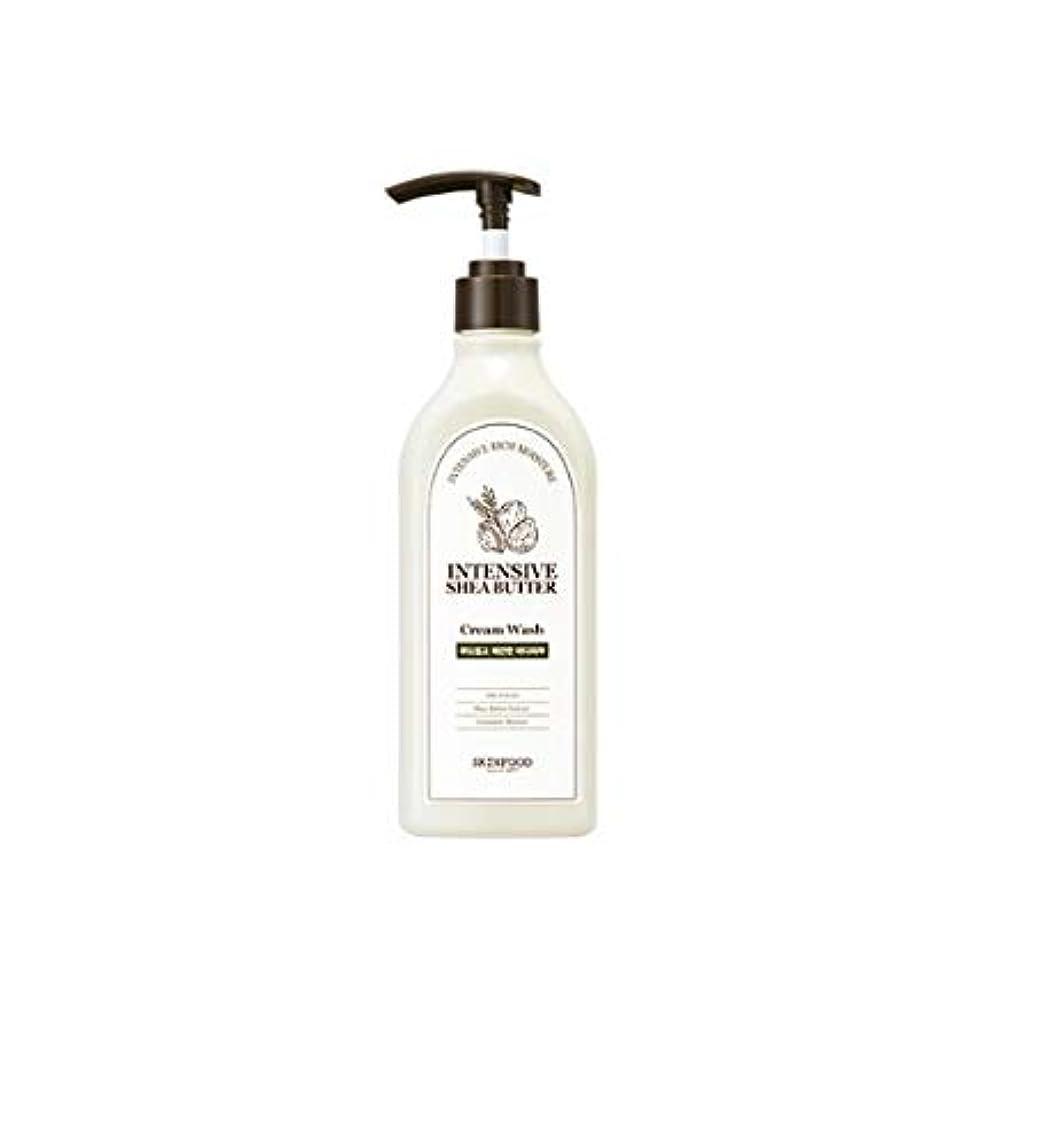 減衰ウルル入場Skinfood 集中シアバタークリームウォッシュ/Intensive Shea Butter Cream Wash 335ml [並行輸入品]