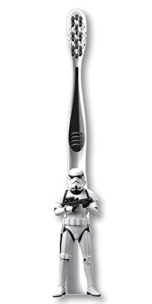 地雷原識字やけどFirefly Star Wars Stormtrooper Soft Toothbrush スターウォーズ 歯ブラシ ソフト