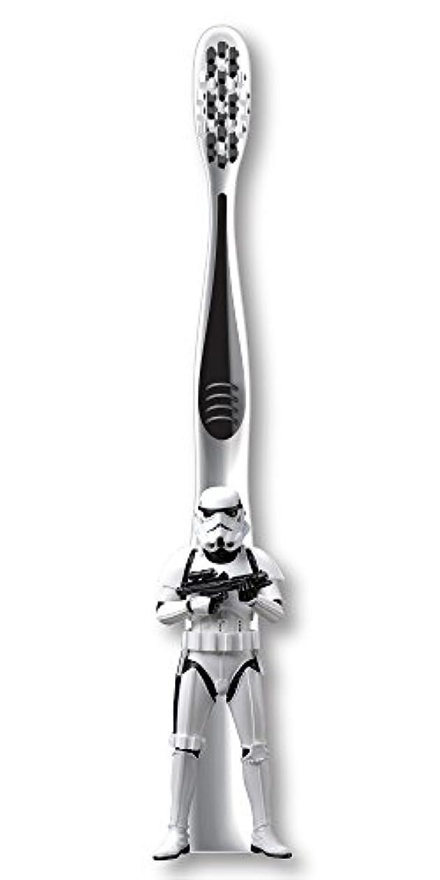 スポーツマン穏やかな偶然のFirefly Star Wars Stormtrooper Soft Toothbrush スターウォーズ 歯ブラシ ソフト