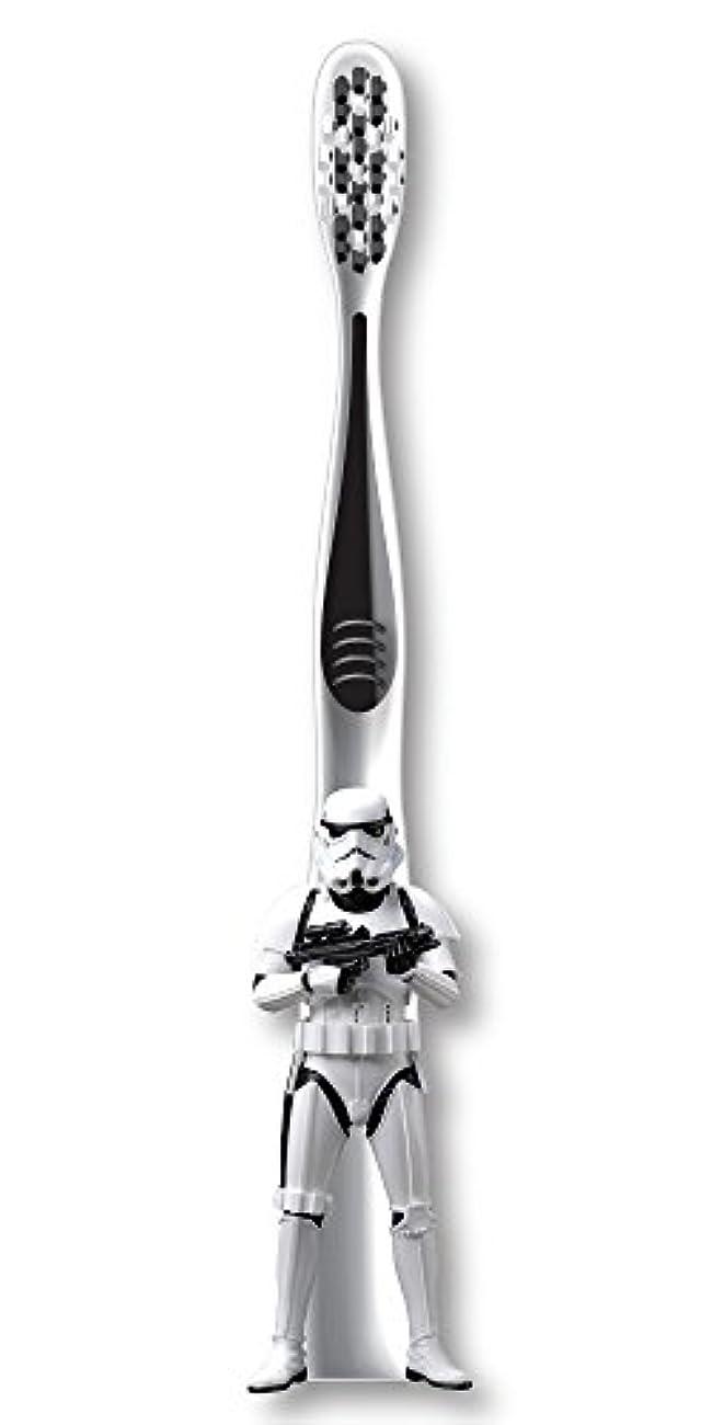 入力調整破滅的なFirefly Star Wars Stormtrooper Soft Toothbrush スターウォーズ 歯ブラシ ソフト