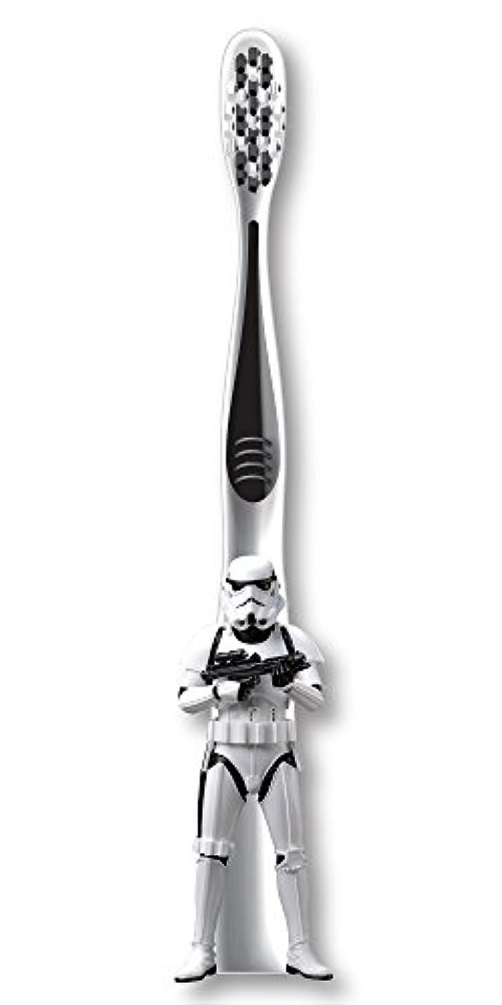 インド不定人に関する限りFirefly Star Wars Stormtrooper Soft Toothbrush スターウォーズ 歯ブラシ ソフト