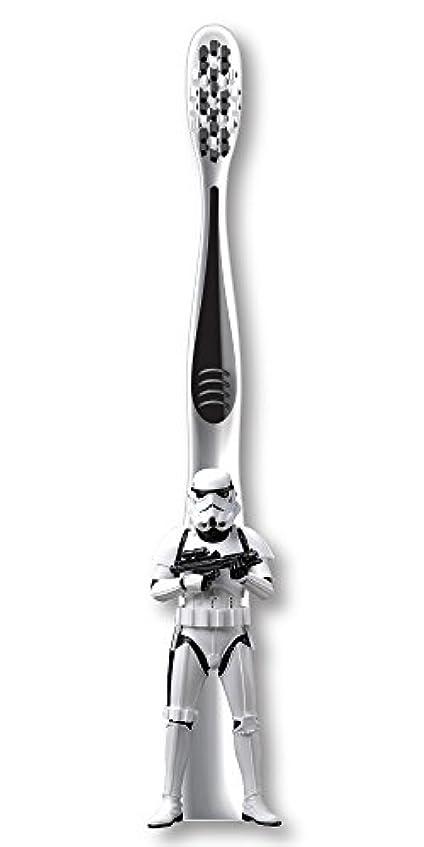 ジャーナルリゾート蘇生するFirefly Star Wars Stormtrooper Soft Toothbrush スターウォーズ 歯ブラシ ソフト