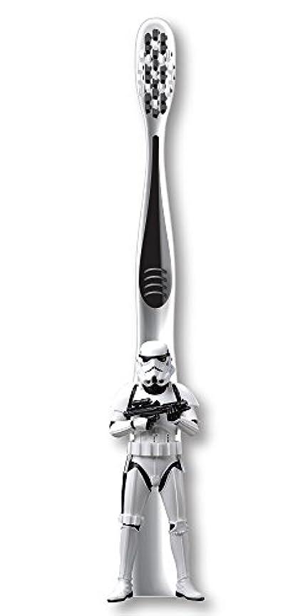 思い出させるドアかろうじてFirefly Star Wars Stormtrooper Soft Toothbrush スターウォーズ 歯ブラシ ソフト