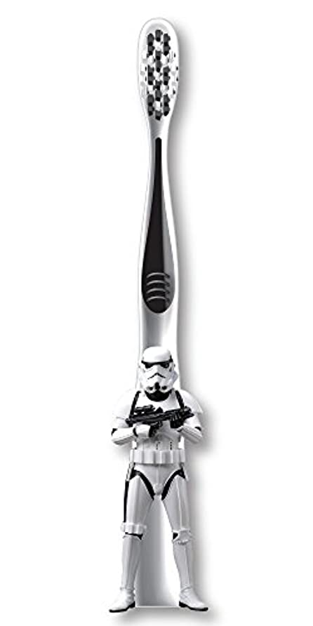 学生渇き薬用Firefly Star Wars Stormtrooper Soft Toothbrush スターウォーズ 歯ブラシ ソフト