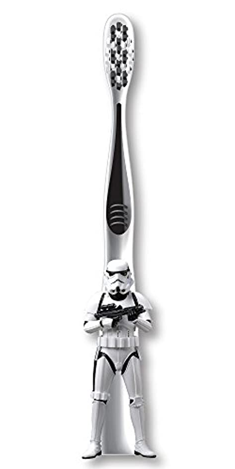 他の日周術期消防士Firefly Star Wars Stormtrooper Soft Toothbrush スターウォーズ 歯ブラシ ソフト