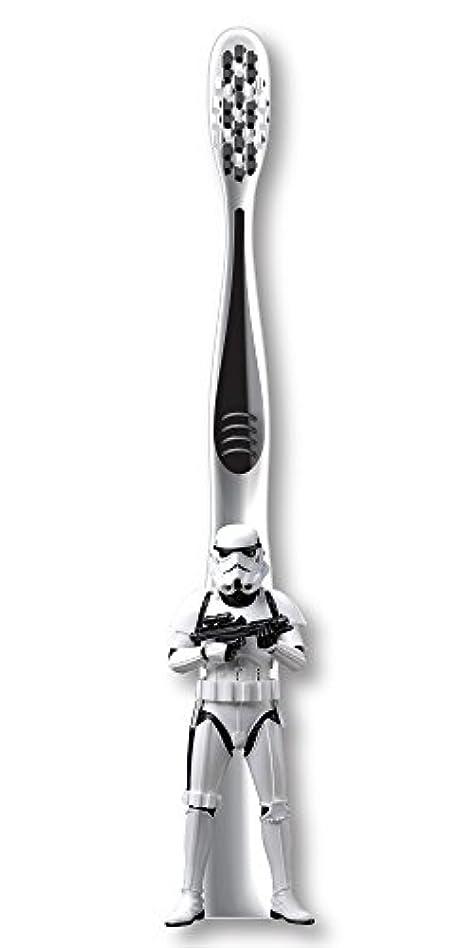 独裁者お酢警報Firefly Star Wars Stormtrooper Soft Toothbrush スターウォーズ 歯ブラシ ソフト