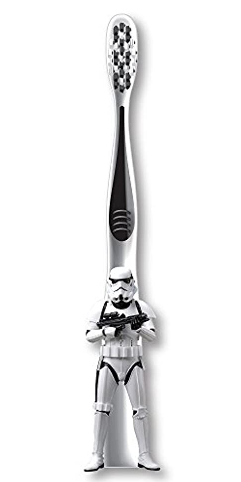 放棄された扱いやすいランドリーFirefly Star Wars Stormtrooper Soft Toothbrush スターウォーズ 歯ブラシ ソフト