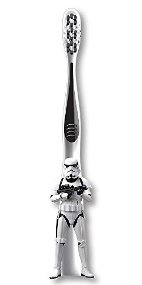 パイルナビゲーションプロテスタントFirefly Star Wars Stormtrooper Soft Toothbrush スターウォーズ 歯ブラシ ソフト