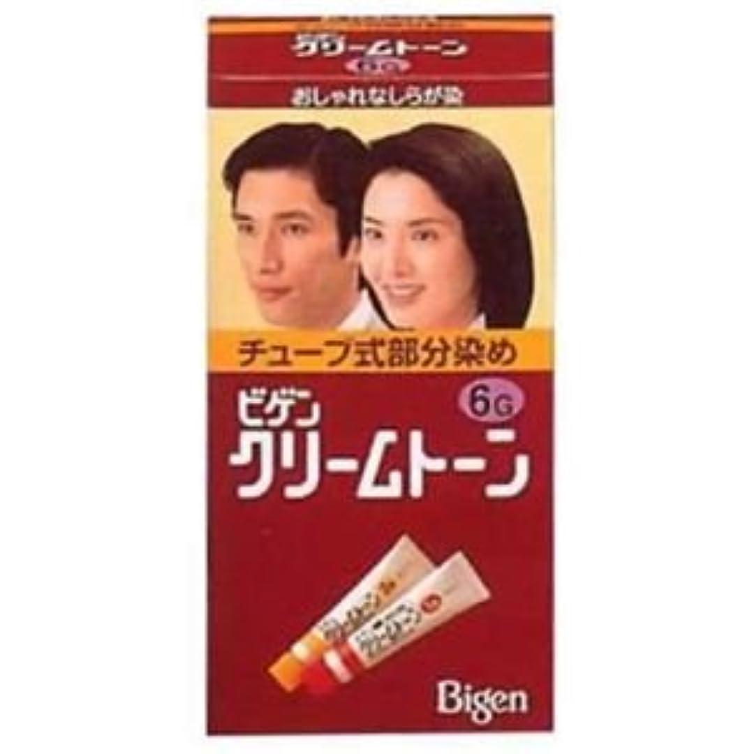 キー終了する防止ビゲン クリームトーン 6G