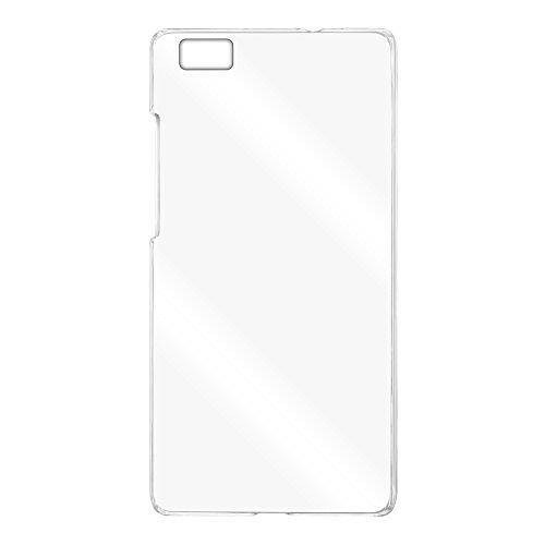 ホワイトナッツ Huawei LUMIERE 503HW ケース クリア ハード スマホケース wn-0528719-wy