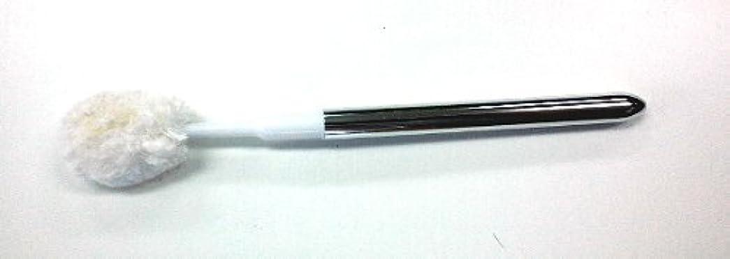 シェルターチャペルシュリンク雪繭シルク 口内専用ブラシ スティック付