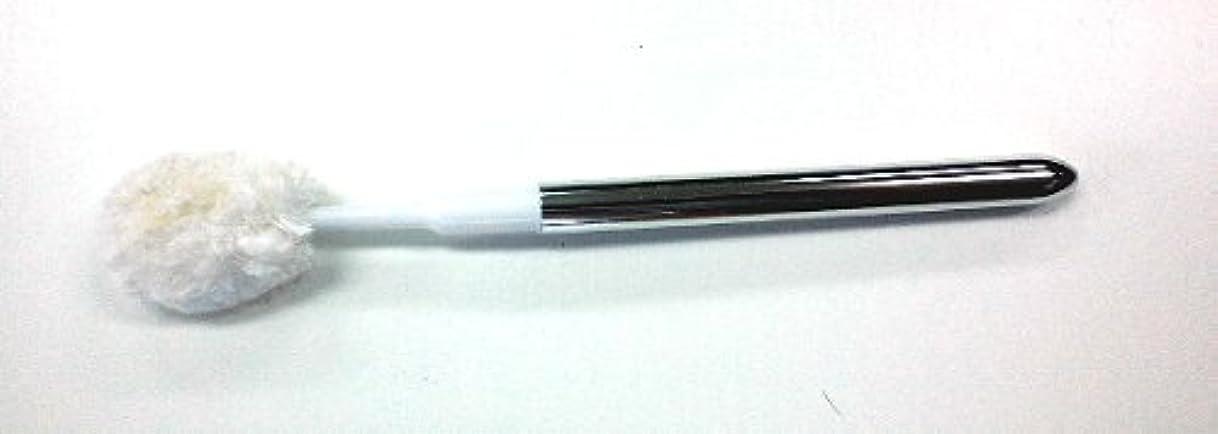 ミシン目保安ロードブロッキング雪繭シルク 口内専用ブラシ スティック付