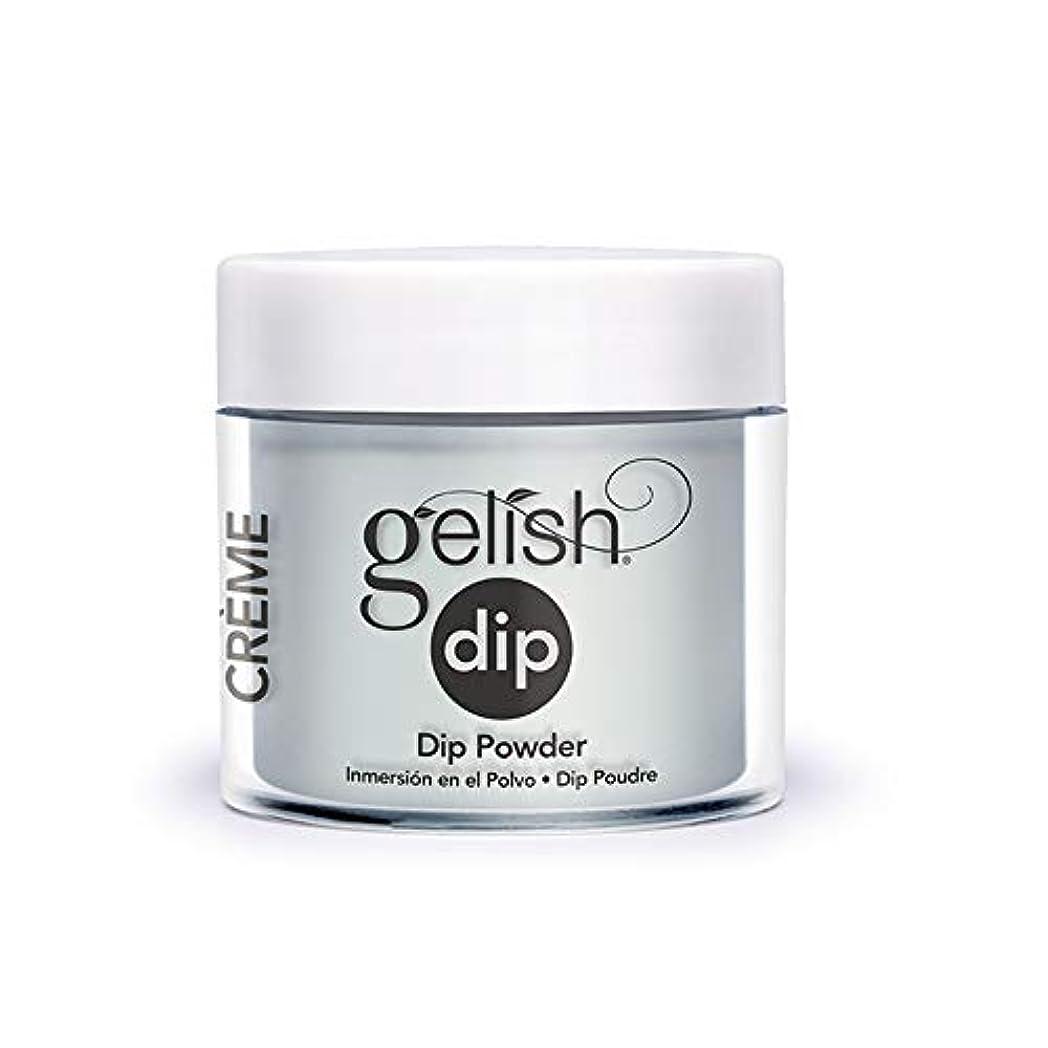 山積みのまたは分離Harmony Gelish - Acrylic Dip Powder - Sea Foam - 23g / 0.8oz