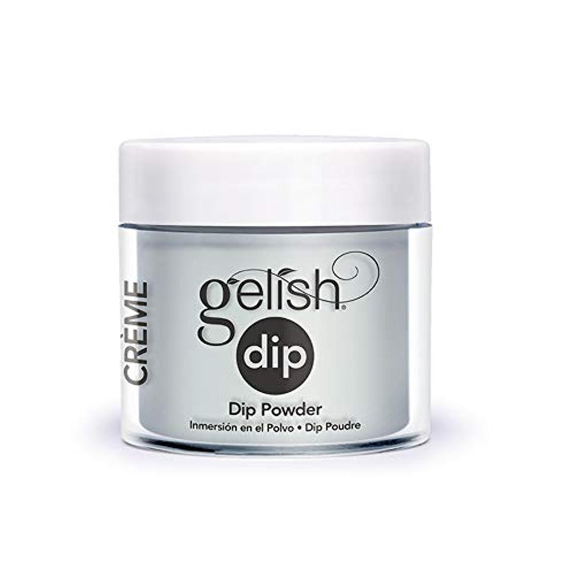 役員計算グローHarmony Gelish - Acrylic Dip Powder - Sea Foam - 23g / 0.8oz