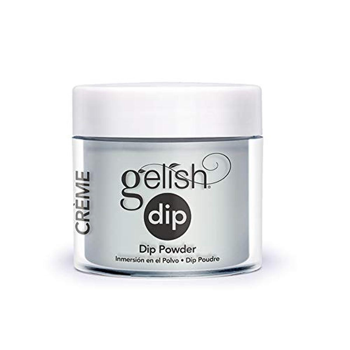 命令社員心臓Harmony Gelish - Acrylic Dip Powder - Sea Foam - 23g / 0.8oz